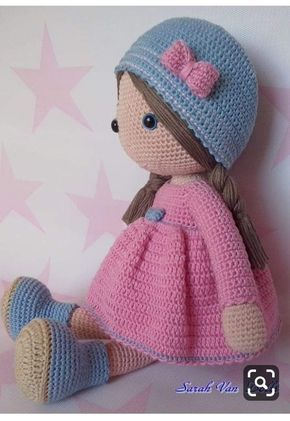 free doll cloths crochet patterns Archives ⋆ Page 3 of 3 ... | 421x290