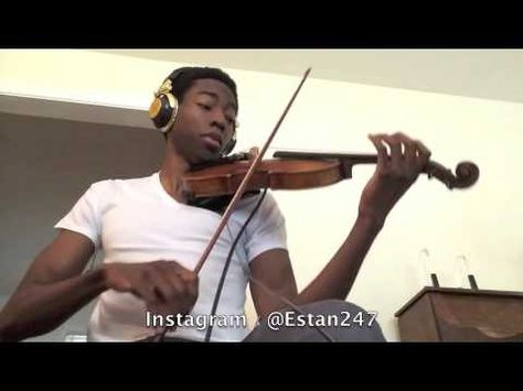 Animals - Maroon 5 (Eric Stanley Violin Cover))