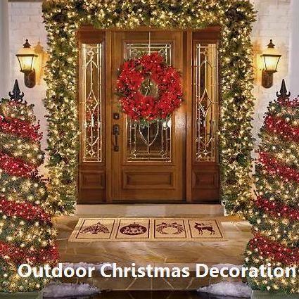 19 Brilliant Ideas For Outdoor Christmas Decorations 19 Brilliant