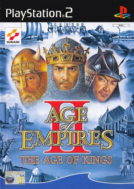 Age Of Empires Ii The Age Of Kings Ps2 Iso Rom Download Imperio