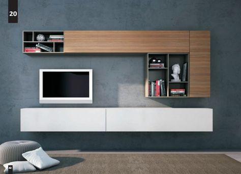 KICO LIVING Composizione N. 20 Moderno - soggiorno | Il SOGGIORNO ...