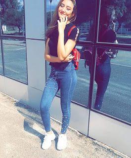 ارقام بنات مطلقات مصريات مهتمات جدا للزواج من جاد Fashion Ripped Jean Style