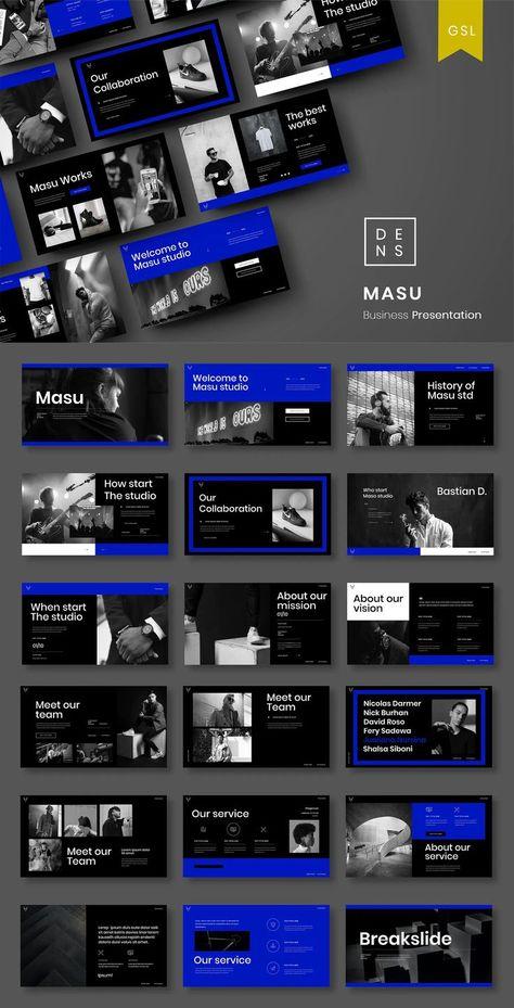 Business Google Slide Presentation Template