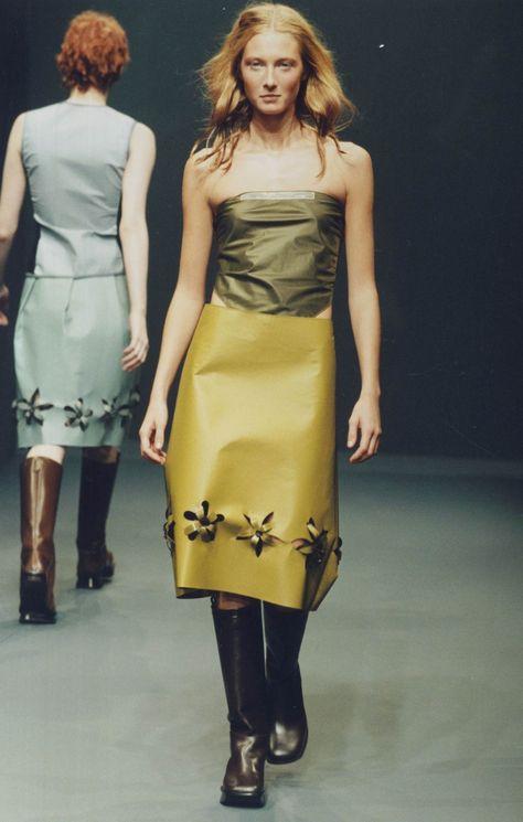 1f76e955c567 SS 1999 Womenswear | 1995-1999