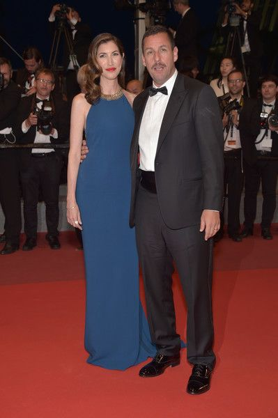 Adam and Jackie Sandler - The Most Stylish Celeb Couples on the Cannes Red Carpet - Photos