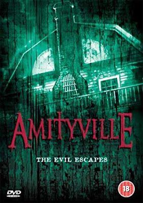 Todo El Terror Del Mundo Amityville 4 La Fuga Del Mal Amityville 4 The Evil Escapes Sandor Stern Eeuu 1989 La Fuga El Terror Casas Encantadas