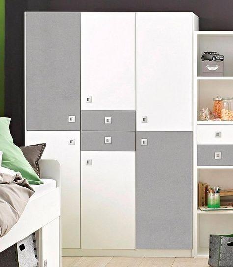 Kleiderschrank Sunny Tall Cabinet Storage Locker Storage Storage