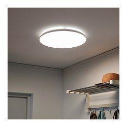 Nymane Led Ceiling Lamp White Led Plafond Plafonds Bas