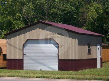 This Amazing Photo Is Certainly An Inspirational And High Quality Idea Garagedoorsideas In 2020 Metal Building Prices Metal Garages Garage Door Design