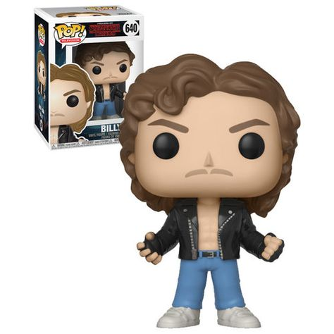 Gear4Geeks Stranger Things Billy Funko Pop Vinyl New and in the UK