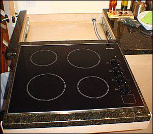 Pull Out Electric Stove Top For An Accessible Kitchen Allows Wheelchair Or  Walker Users To Get Close To The Burners Instead Of Reaching Across The U2026
