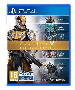 A Destiny The Collection Ps4 Castellano Nuevo Precintado Espanol Destiny Ps4 Xbox One
