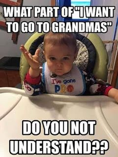 Being A Grandma Is The Best Baby Quotes Grandma Quotes Funny Babies