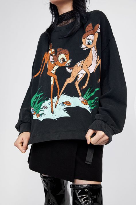 Zara bambi pullover