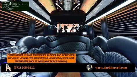 Best limousine service in Virginia