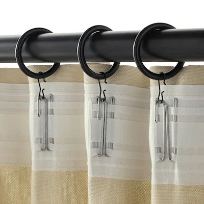 Hooks Search Ikea Curtains With, How To Hang Curtains On Hooks And Rings