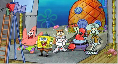SpongeBob SquarePants (character)/gallery