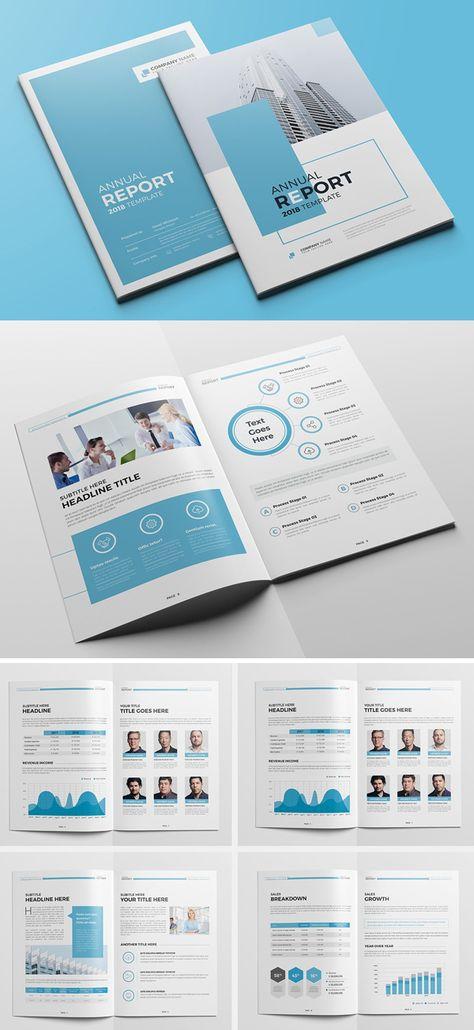 Professional Brochure Templates | Design | Graphic Design Junction