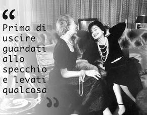 Le Frasi Più Belle Di Coco Chanel Coco Chanel Chanel E Moda