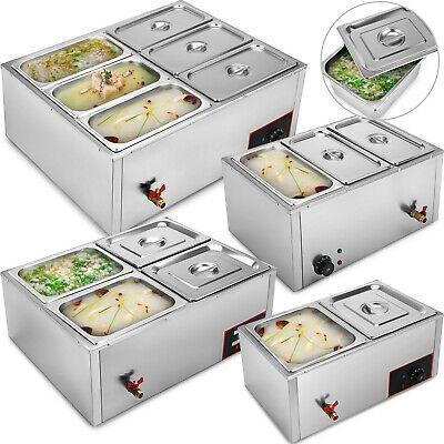 Ad Ebay Url Commercial Food Warmer Bain Marie Steam Table