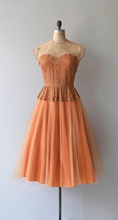 Portmanteau dress   vintage 1940s dress   40s lace illusion