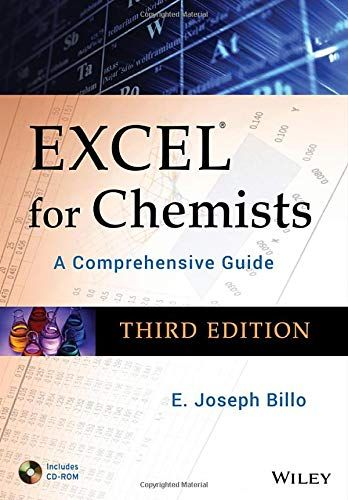 Epub Free Excel For Chemists With Cdrom A Comprehensive Guide Pdf