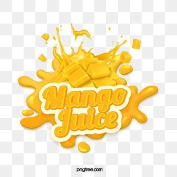 Splash Of Mango Juice Illustration Mango Juice Splash Mango Juice Illustration Png Transparent Clipart Image And Psd File For Free Download Mango Juice Mango Juice Logo