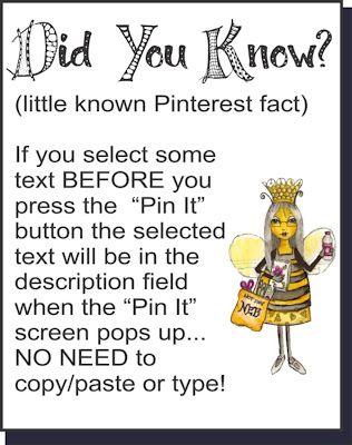 Little Known Pinterest Trick
