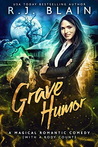 Book Review Of Gravehumor From Readersfavorite Reviewed By Liz Konkel For Readers Favorite Fantasy Books Romantic Comedy Book Tours