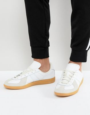 adidas Originals BW Army Sneakers In White CQ2755 | Cheap