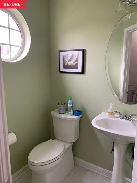 If you're looking for a small space in your home where you can make a big design impact, a powder room is a great place to start.