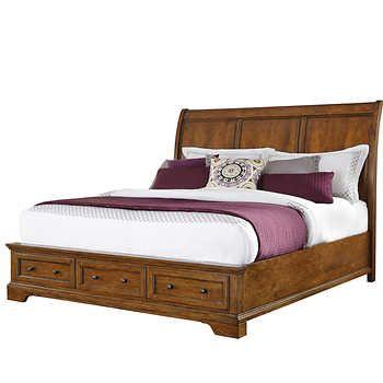 Universal Broadmoore King Storage Bed King Storage Bed Storage Bed Bed