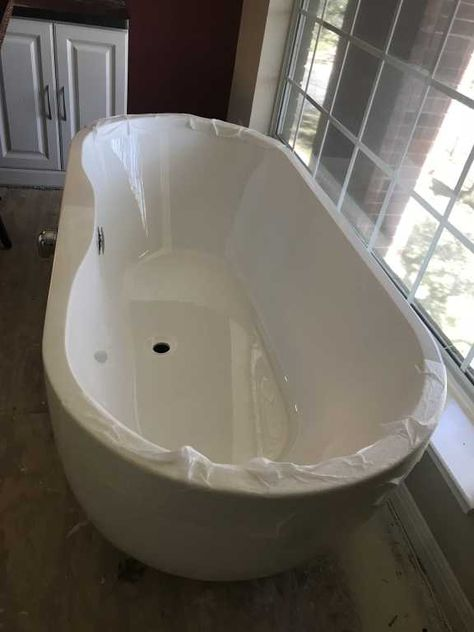 Boyce Acrylic Freestanding Tub Croft Pinterest Tub And Acrylic Tub