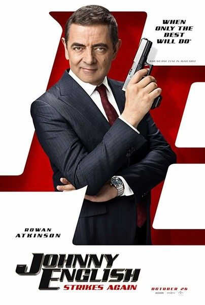 Johnny English Strikes Again' in 2019   movies   Johnny