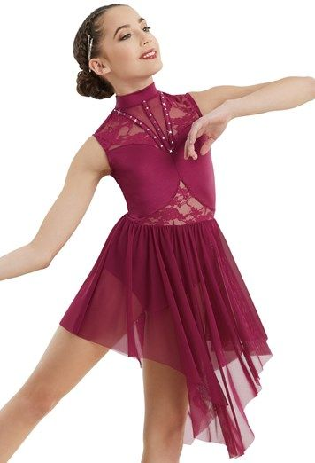 NWT Dance Jazz Tap TWO-TIER SEQUIN RUFFLED SKIRT w//attchd trunks Ladies//Child Sz