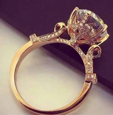 Antiques Rings jewels gold ring vintage old fashion gold ring gold midi rings tree branch ring A vintage diamond beauty. This ring is the definition of beauty.