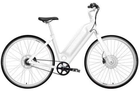 frame mounted battery ultra drive mid motor mens commuter