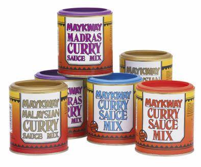 Maykway Retail Packs Food Food Suppliers Madras Curry