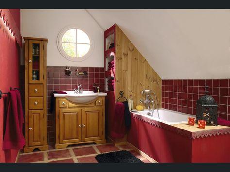 Salle de bains Bois Rouge IDEAL STANDARD   Salle de bain