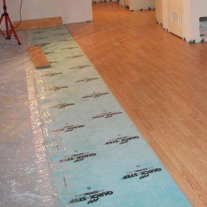 Engineered Hardwood Floor Over Concrete Slab Bamboo