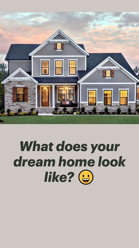What does your dream home look like?