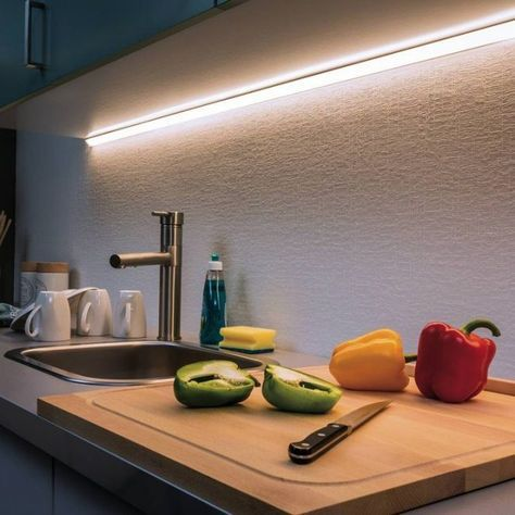 25 Lampes Pratiques Intelligentes Multifonctions Idee Rangement Cuisine Led Cuisine Eclairage Cuisine