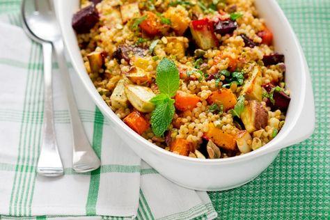 Il cous cous è uno dei piatti della tradizione mediterranea