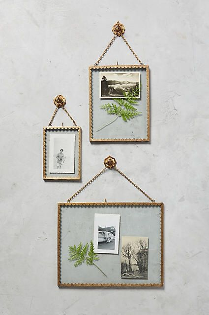 Love These Floating Frames You Could Change The Pictures Out