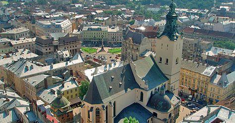 Lviv, capital de 'la otra' Galicia.