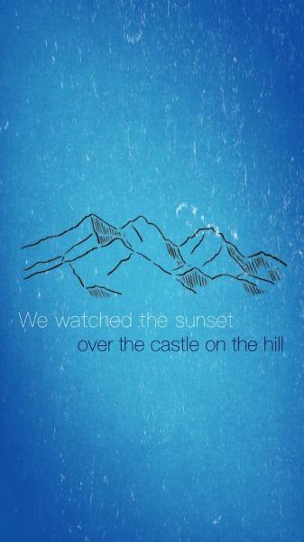 Ed Sheeran Wallpapers Iphone Tumblr Ed Sheeran Lyrics Ed Sheeran Quotes Castle On The Hill