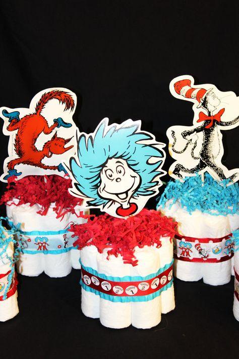 Dr Seuss Baby Shower Decorations Diy  from i.pinimg.com