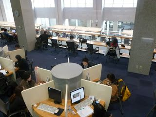 Yonsei University Library Learning Spaces Library