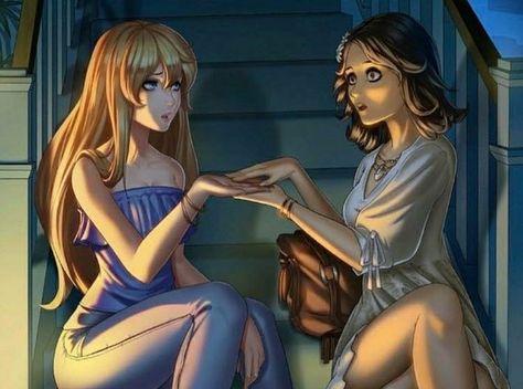 Chapter 8 Secret Image 2 Imagens Amor