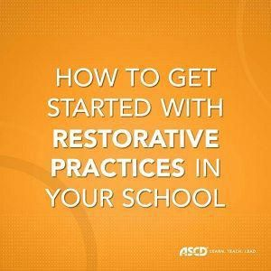 Icf Accredited Leadership Coach Training Restorative Practices School Restorative Justice School Climate
